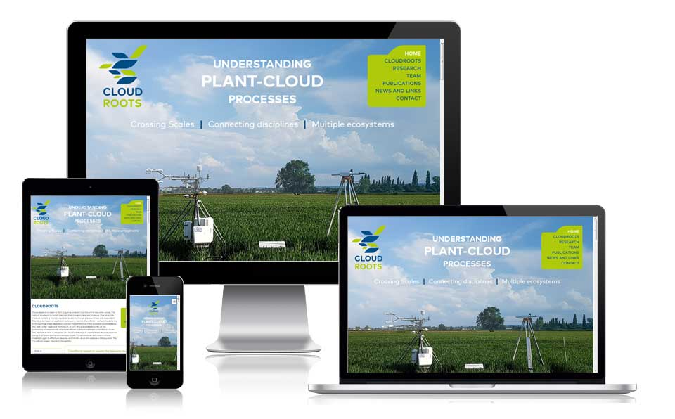 website cloudroots